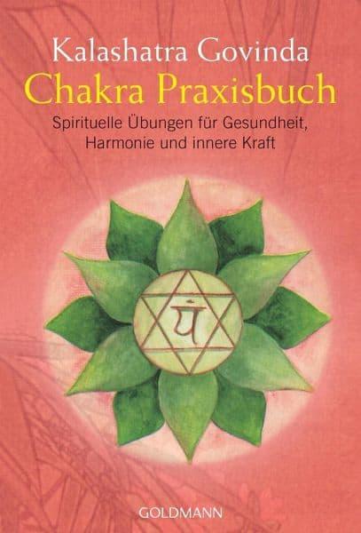 Buchempfehlung: Chakra Praxisbuch
