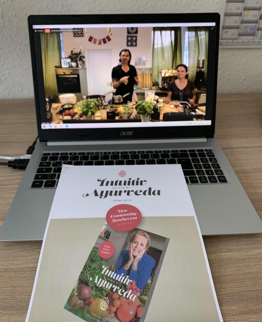 Kochevent mit Volker Mehl: Intuitiv Kochen mit Ayurveda