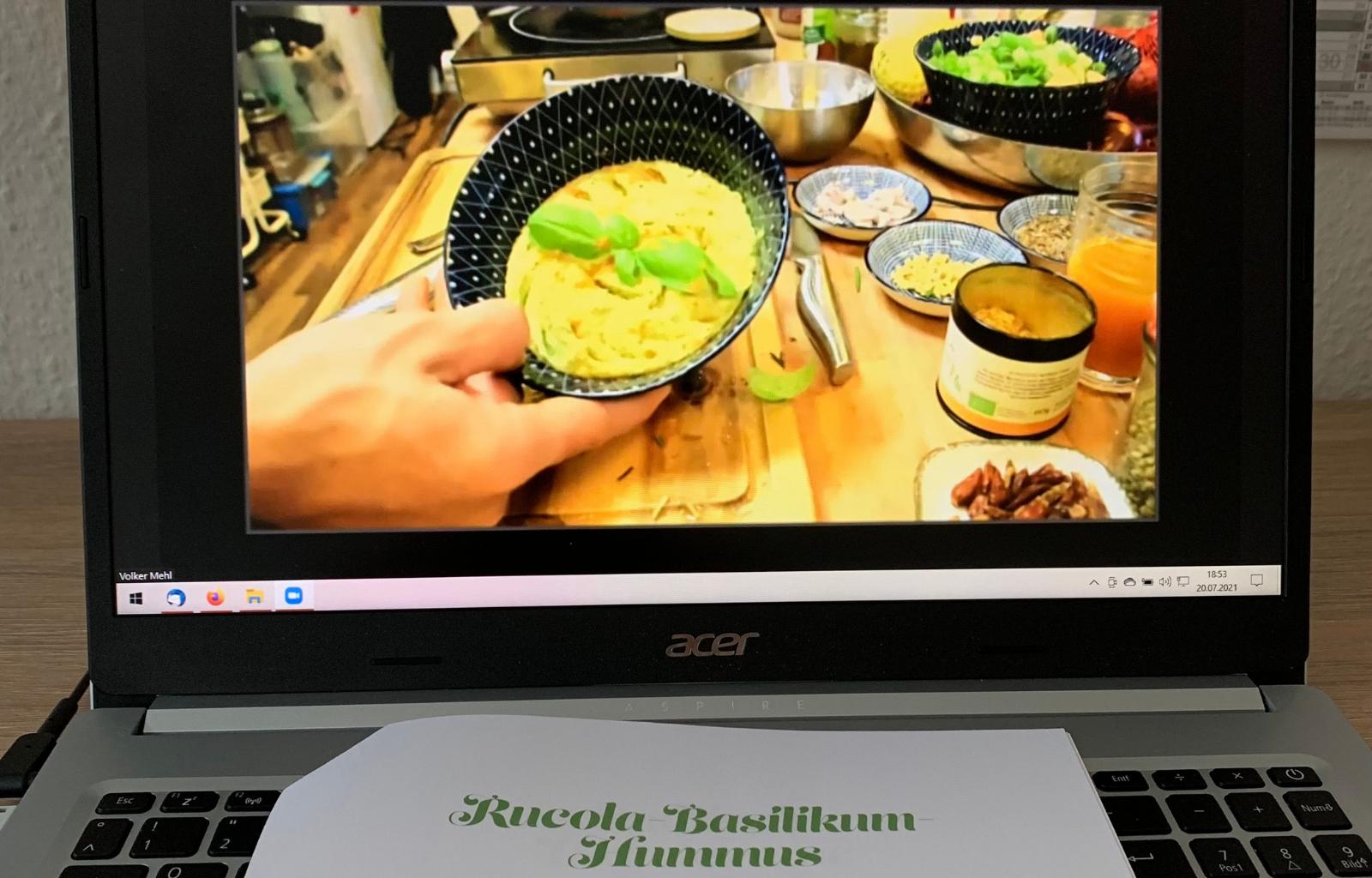Koch dich glücklich mit Ayurveda! Review zum Ayurveda-Kochevent mit Volker Mehl